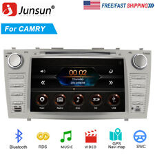 """8"""" For Toyota Camry 2007-2011 Gps Navigation Car Radio Stereo Dvd Player Bt Rds"""