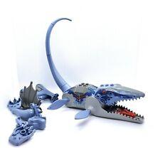 LEGO Dinosaurs Mosasaurus 6721 Complete Set NO INSTRUCTIONS Rare