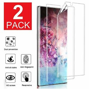 2-Pack For Samsung Galaxy Note 10 / Note 10 Plus Screen Protector Film