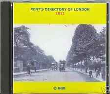GENEALOGY DIRECTORY OF LONDON 1811