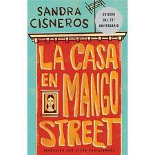 Vintage Espanol: La Casa en Mango Street by Sandra Cisneros (1994, Paperback)