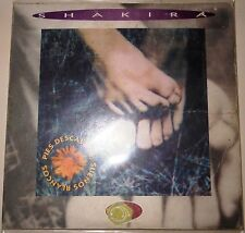 SHAKIRA CD SINGLE PIES DESCALZOS RARE - SPAIN