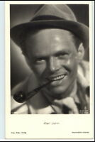 KARL JOHN Schauspieler um 1950/60 Porträt-AK Film-Foto-Verlag Film Bühne Theater