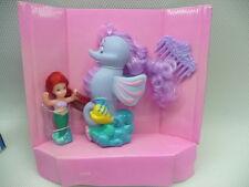 DISNEY-Fisher price- Petite poupée Ariel et Sea Star hipocampe - A COIFFER