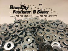 (25) M8 or 8MM  EXTRA THICK HEAVY DUTY Flat  Washers 25 pcs