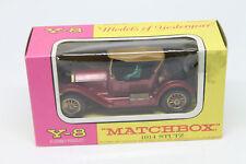MATCHBOX * MOY * Y-3 * 1910 BENZ LIMOUSINE  * OVP * 1:43