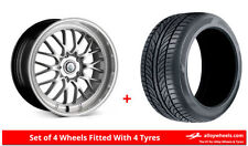 Golf Cades Wheels with Tyres