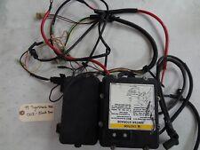 1999 Tigershark 900 CDI Black Ignition Box Coil Electronics TS TSR 1000