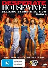 Desperate Housewives - Season 4 (DVD, 5 Disc Set) R4 Series
