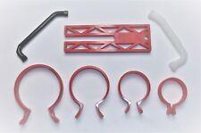 Kolbenring Montageset für Motorsäge Motorsense 30- 60 mm Kolben