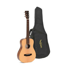 Sigma TM-12+ Acoustic Travel Guitar Natural Inc Gigbag