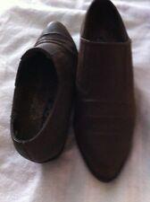 Zodiac Womens Cowboy Boot Shoes Size 6 Brown