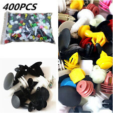 Mixed 400Pcs Universal Auto Car Door Trim Panel Clip Fastener Rivet Retainer Kit
