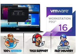 VMware Workstation Pro 16 ORIGINAL LICENSE KEY Delivery 15 Sec