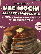 New listing Trader Joe's Ube Mochi Waffle Pancake Mix