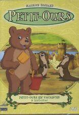DVD Petit-Ours Petit-Ours en vacances