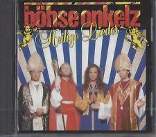 BÖHSE ONKELZ / HEILIGE LIEDER - CD 2005 * NEU *