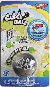 WHAM-O Original SuperBall Whamo Zectron Rubber Hi-Bounce SUPER BALL Large size