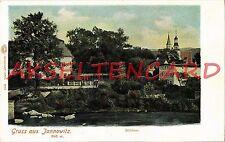 Architektur/Bauwerk Ansichtskarten aus Schlesien mit dem Thema Burg & Schloss