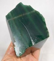 2295 Cts.FREE FORM ROUGH GREEN AVENTURINE LARGE SIZE NATURAL STONE SPECIMEN(P602