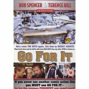 Go for It DVD Terence Hill Bud Spencer Brand New and Sealed Australia