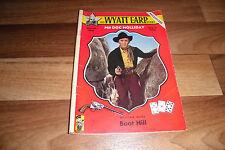 Wyatt Earp Story # 10 -- Boot Hill // William Mark 1967/Kirk Douglas título de imagen