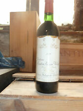 Chateau Mouton 1970 Grand Cru