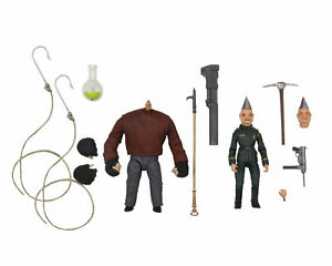 """Puppet Master - Ultimate Pinhead & Tunneler 7"""" Scale Action Figure - 2 Pack -"""
