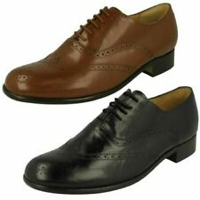 Mens Thomas Blunt Lace-Up Smart Shoes 'Euston 2'