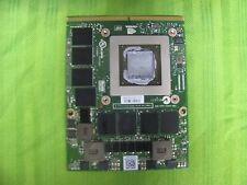NVIDIA Dell 0 jdhnf Quadro K4000M 4GB GDDR 5 256-bit MXM Mobile Grafikkarte