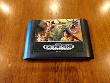 Golden Axe II (Sega Genesis, 1991) AUTHENTIC GOOD, MAIL IT TOMORROW!