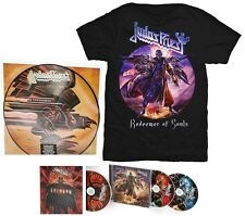 JUDAS PRIEST - 30th.Anv.180 G.Vinyl Picture Disc LP, 2 DeluxeCD's, DVD + T-SHIRT
