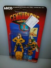 Centurions Jake Rockwell Pencil Top Eraser in Sealed Package Vintage ARCO 1986