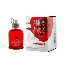 Cacharel Amor Amor Eau de Toilette Spray Women 1.0oz 30ml * New in Box Sealed *