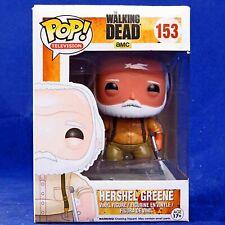 Funko Pop! Vinyl Figure Television The Walking Dead #153 Hershel Greene Vaulted