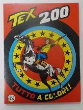 Tex n 200 - Originale - 1° Ediz. - Tutto a Colori - L.350 - COMPRO FUMETTI SHOP