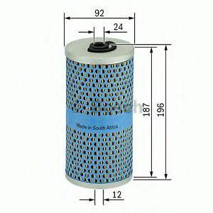 Bosch 1457429265 Oil Filter Element P9265