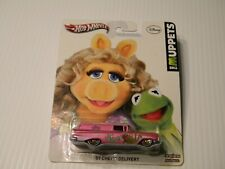 HOT WHEELS DISNEY 1959 CHEVY DELIVERY THE MUPPETS