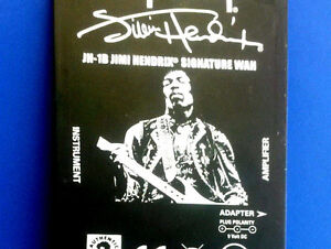 Jimi Hendrix Wah bottom plate THICK&tougher. w/BONUS battery box. fits most wahs