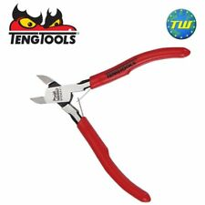 Teng 5in Mini Side Cutting Pliers - Wire Cutters Spring Return Handles MBM441