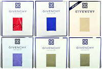 💠Vintage Pantyhose GIVENCHY LOT of 6 Size C,D Red Blue Purple Olive Cream💠