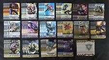 CARDFIGHT VANGUARD V-EB01 TACHIKAZE PLAYSET (4x EACH R AND C) + 4 MARKERS
