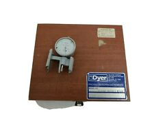 Dyer Indicator Germany 001 060 260 Gauge With Box