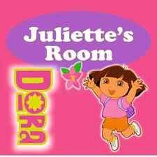 DORA SIGN add name PINK