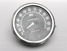 NEW HARLEY DAVIDSON SHOVELHEAD 1968-1979 SPEEDOMETER FLH Big Twin Fat Bob Tanks