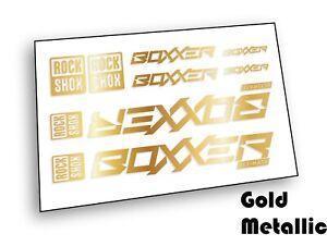 Rock Shox BOXXER 2020 ULTIMATE Mountain Bike Cycling Decal Sticker