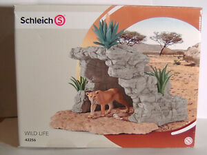 Schleich Wild Life 42256 Playset Höhle Made in Germany
