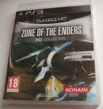 Zone of the Enders HD Collection - Playstation 3 PS3 NEW SEALED