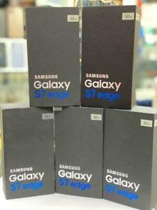 Samsung Galaxy S7 Edge G935F 32GB (Unlocked) Smartphone Black/Gold - UK Stock