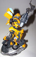 2006 Transformers Bumblebee Unleashed PVC ABS Plastic Statue/Figurine